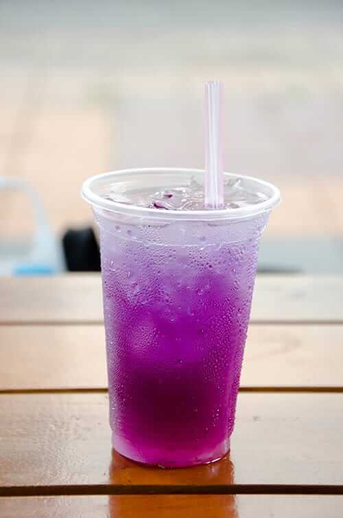 an example of a codeine drink
